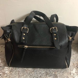 Faux leather Forever 21 Tote
